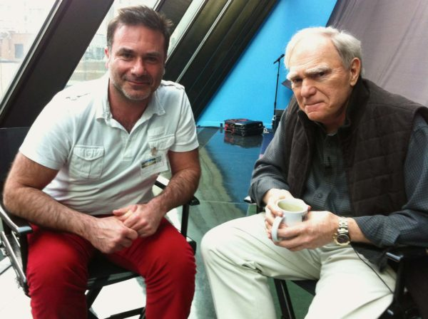 Bukin interviewed by ScreenWriting Guru Robert McKee