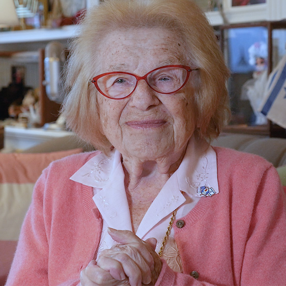 Directing Dr. Ruth – America's Sex Therapist